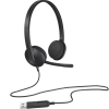 Logitech Logitech H340 – USB Headset – Black