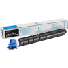 Kyocera TK-8345C Cyan Toner Cartridge