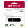 Transcend 8GB flash disk